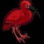 Scarlet Ibis-icon
