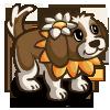 Spring Puppy-icon