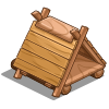 Wooden Tent-icon