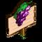 Amethyst Grape Mastery Sign-icon