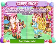 Candy Shop Pop Up