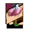 Ersatz Garlic Mastery Sign-icon