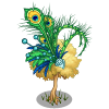 Giant Peacock Feathers Tree-icon