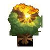 Mountain Sunrise Tree-icon