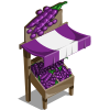 Purple Podded Pea Stall-icon