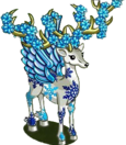 Snow King Deer-icon