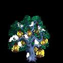 Spooky Lantern Tree-icon
