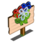 String Flowers Mastery Sign-icon