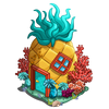 Undersea Pineapple-icon