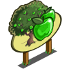 Giant Sour Apple Tree Mastery Sign-icon