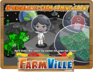 Intergalactic Farm Loading Screen