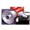 Megaphones-icon