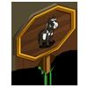 Pinto Mini Horse Mastery Sign-icon