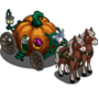 Pumpkin Carriage-icon