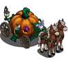 Pumpkin Carriage-icon