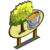 Silver Maple Tree Mastery Sign-icon