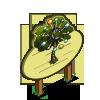 Atomic Clock Tree Mastery Sign-icon