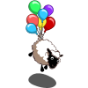 Balloon Sheep-icon