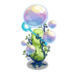 Bubble Blowing Tree-icon