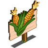 Corn Mastery Sign-icon