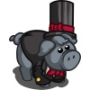Noble Formal Pig-icon