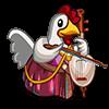 Thai Chicken Musician-icon