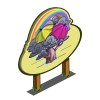 April Showers Tree Mastery Sign-icon