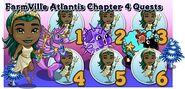 Atlantis Chapter 4 Quests