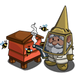 Bee Keeper Gnome-icon