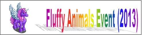 Fluffy Animals Event (2013) Event Banner