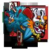 Giant Dragon Boat Tree-icon