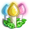 Glass Candle-icon