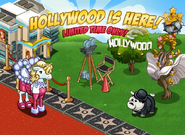 Hollywood Event (2013) Loading Screen