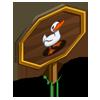Pekin Duck Mastery Sign-icon
