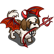 Scary Wings Dog-icon