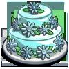 Shiny Daisy Cake-icon
