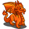 Frozen Fire Dragon-icon
