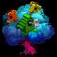 Owl Cuckoo Tree-icon