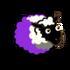 White Violet Ewe-icon