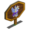 Cassiopeia Queen Pegacorn Mastery Sign-icon