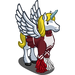 Cheerleading Pegacorn-icon