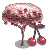Chrome Cherry Tree-icon