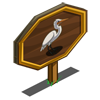 Egret Mastery Sign-icon