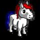 French Mini Horse-icon