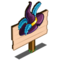 Magic Hat Flowers Mastery Sign-icon