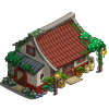 Red Brick Home-icon