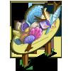 Sea Shell Tree Mastery Sign-icon