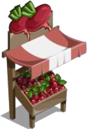 Sweet Beets Stall-icon