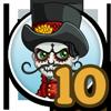 Carnaval De Los Muertos Chapter 9 Quest 10-icon