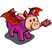 Evil Prank Pig-icon